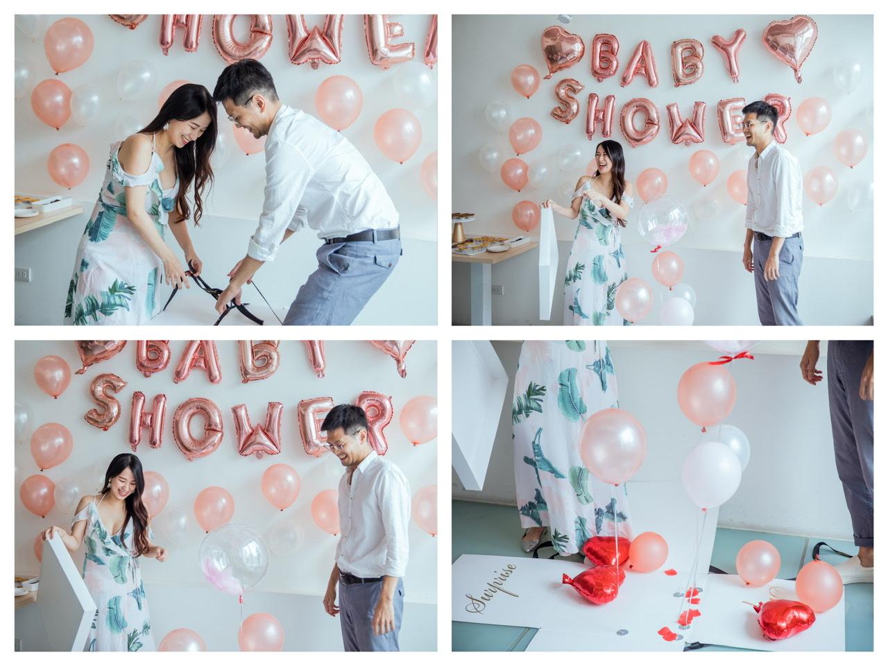私密內容: Baby Shower性別派對 It's a girl!!感動又好玩的性別派對,舉辦Baby Shower的準備事項
