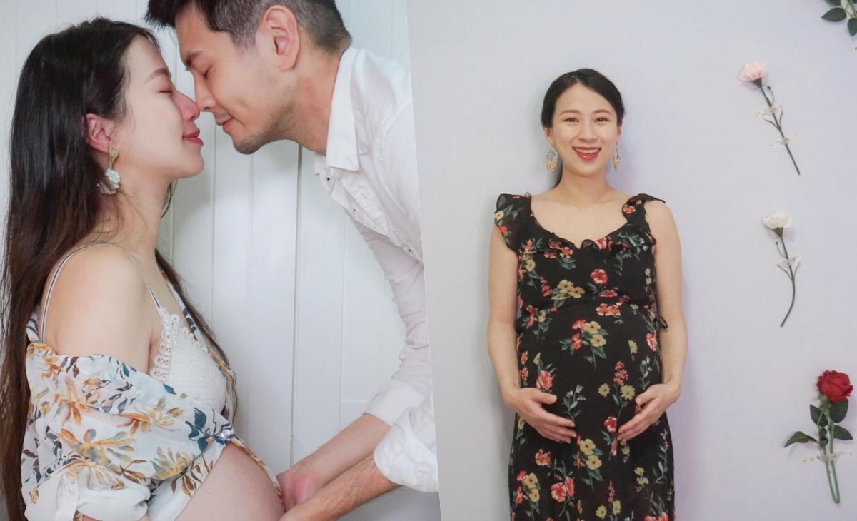 懷孕日記|懷孕19-39周,即將生產囉!懷孕後期不適與期待(胎位不正/腕隧道症候群/剖腹產)