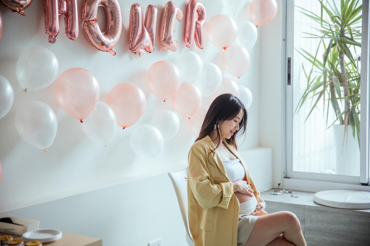 懷孕日記|懷孕13-28周,樂寶7個月大囉!終於不再孕吐,進入舒適期(胎動超多/高層次超音波)